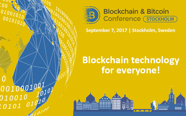 Photo de Blockchain & Bitcoin Conference Stockholm