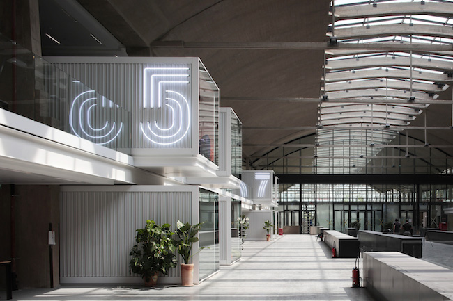Photo de Station F : ce qu'il faut savoir du campus de start-up géant de Xavier Niel