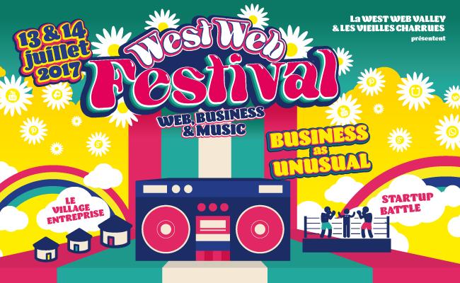 Suivez le West Web Festival en direct