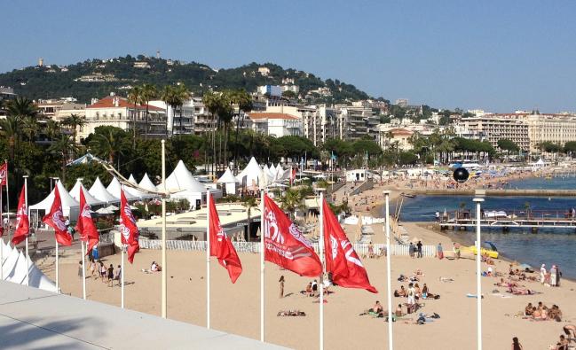 Photo de Le festival de Cannes est devenu l'école des fans