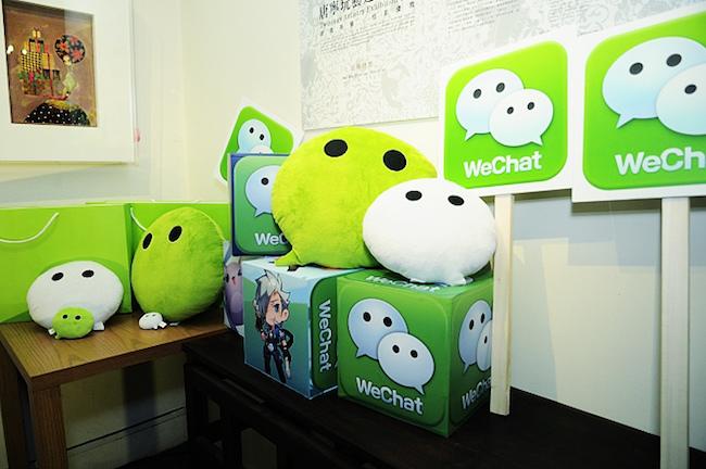 Photo de [Numbers] Combien y a-t-il d'utilisateurs sur WeChat en Chine?