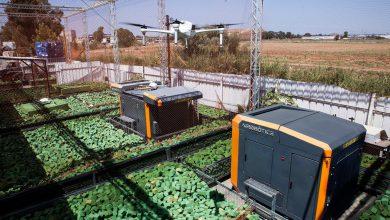 Photo de Airobotics, 32,5 millions de dollars pour faire décoller ses drones autonomes à l'international