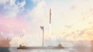 Photo de Elon Musk dévoile une fusée pour relier Paris à New York en 30 minutes