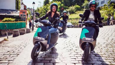 Photo de Gogoro, 300 millions de dollars pour exporter ses scooters électriques en Europe et en Asie du Sud-Est