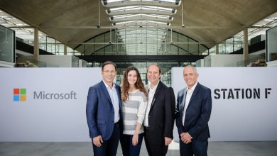Photo de Microsoft dévoile les start-up de son AI Factory à Station F