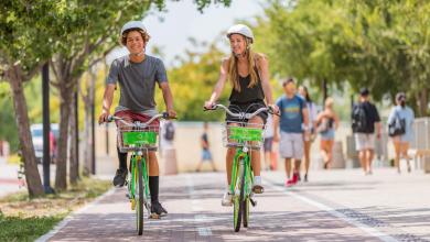 Photo de LimeBike, 50 millions de dollars pour inciter les Américains à circuler en vélo