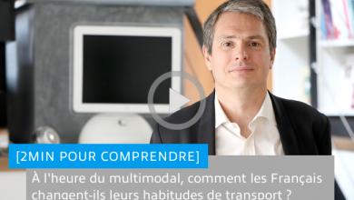 Photo de [2 min Pour Comprendre] Le multimodal: comment les Français changent-ils leurs habitudes de transport?