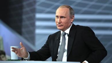 Photo de Pour Vladimir Poutine, les cryptomonnaies permettent de financer le terrorisme