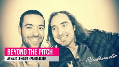 Photo de BeyondThePitch: Arnaud Lenglet, CEO et co-fondateur de Panda Guide