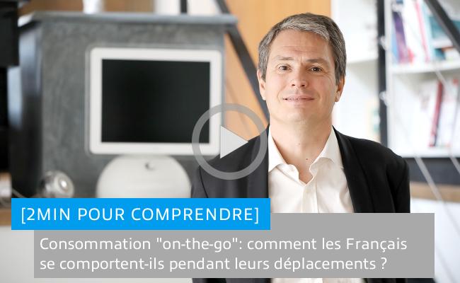 Photo de [2 min Pour Comprendre] Consommation «on-the-go» : comment les Français se comportent-ils pendant leurs déplacements ?