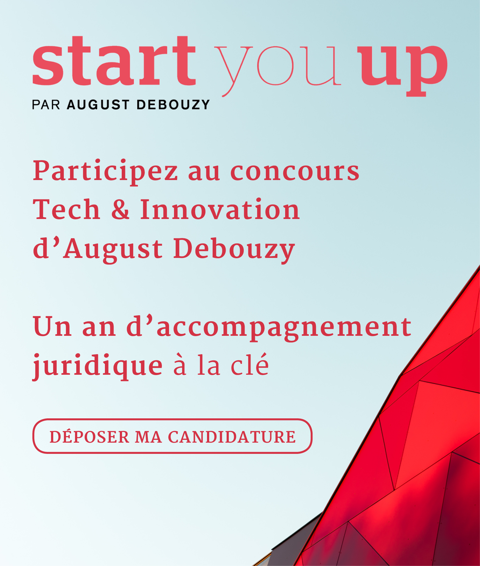 StartYouUp Concours