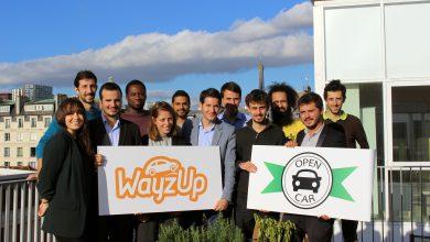 Photo de WayzUp met la main sur OpenCar pour s'imposer sur le marché des trajets domicile-travail