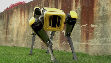 Photo de [CONFIDENTIEL] Boston Dynamics, Tim Berners-Lee, Amazon, Lyft…