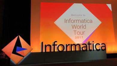 Photo de Le pouvoir disruptif des données: retour sur la dernière édition de l'Informatica World Tour Paris