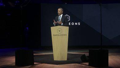 Photo de A Paris, Barack Obama appelle à «remplacer la peur par l'espoir»