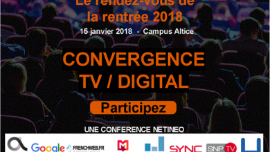 Photo de Convergence TV / Digital : bilan 2017 et perspectives 2018