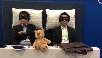 Photo de [CES 2018] A la découverte des halls Sport Tech et Sleep Tech