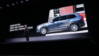 Photo de CES 2018 : Uber, Baidu et Volkswagen misent sur Nvidia pour améliorer leur technologie de conduite autonome
