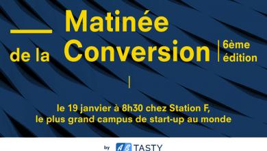 Photo de La Matinée de la Conversion revient pour la 6ème édition à Station F !