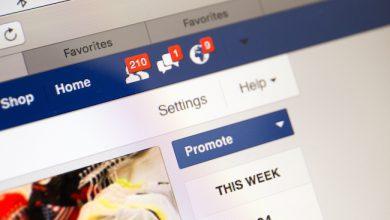 Photo de Facebook a débloqué par erreur des contacts bloqués