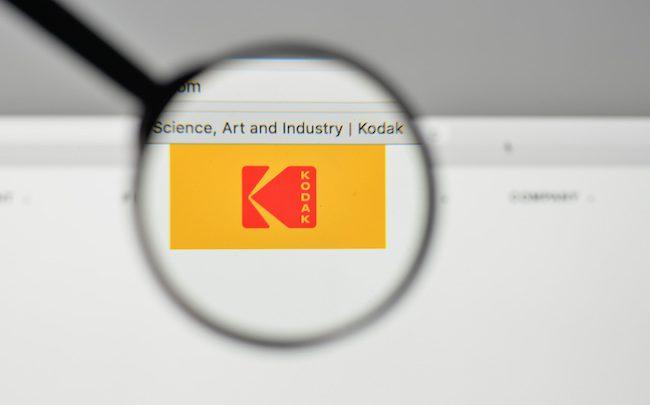 Même Kodak lance son Kodakcoin — Folie des cryptomonnaies