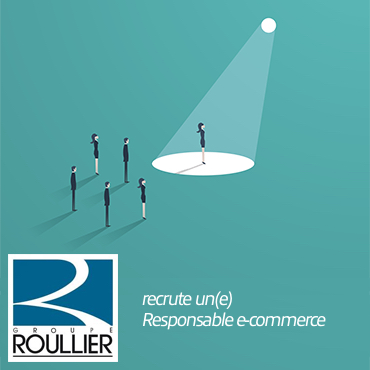 Roullier Recrute Responsable e-commerce