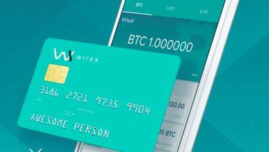 Wirex Karte.Visa Bloque Les Cartes Bancaires De Wirex Tenx Bitwala Cryptopay