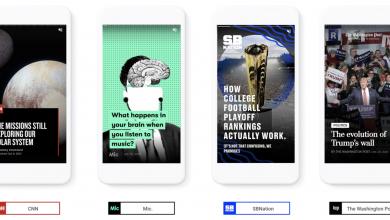 Photo de Google dévoile AMP Stories pour mettre en valeur les contenus des médias sur mobile