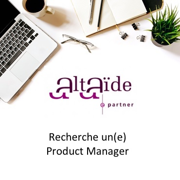 Altaide Recherche Product Manager