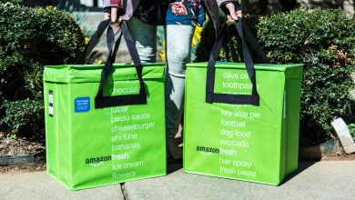 Photo de Livraison: Amazon songe à fusionner Fresh et Prime Now