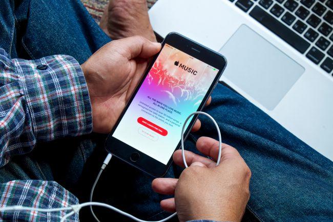 Apple Music atteint les 40 millions d'utilisateurs premium
