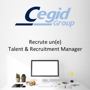 Cegid Recrute Talent Recruitment Manager