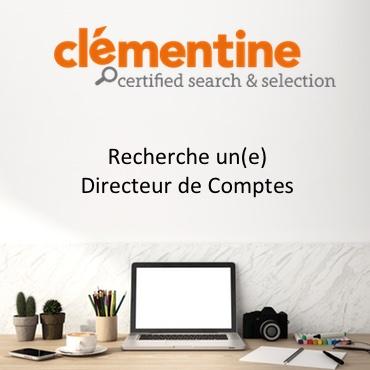 Clementine Recherche Directeur Comptes