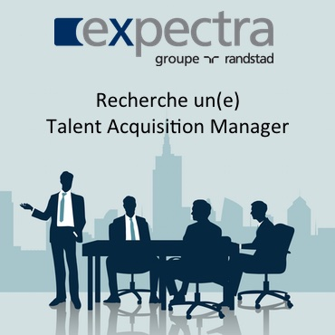 Expectra Recrute Talent Acquisition Manager