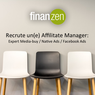 Finanzen Recrute Affiliate Manager