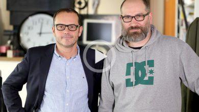 Photo de Le Débrief de la semaine avec Johan Hufnagel (Loopsider) et Cédric Williamson (Kiwatch)  avec Richard Menneveux, fondateur de FrenchWeb.fr