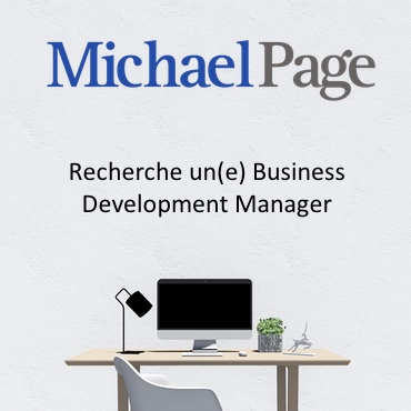 MichaelPage Recherche Business Development Manager