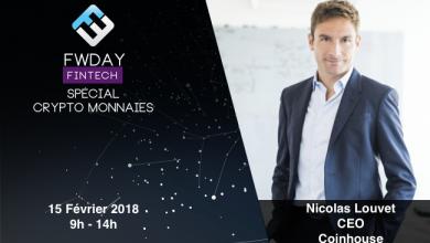 Photo de [FWDAY FINTECH] Le Q&A spécial crypto de Nicolas Louvet, CEO de Coinhouse