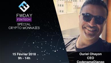 Photo de [FWDAY FINTECH] Le Q&A spécial crypto d'Ouriel Ohayon, CEO de CodenameDjango