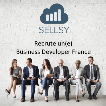 Sellsy Recrute Business Developer France