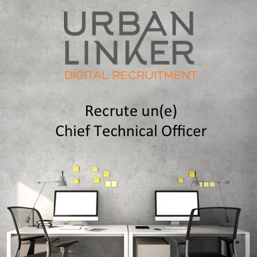 UrbanLinker Recrute Chief Technical Officer