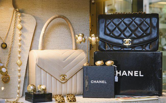 Phygital  Chanel signe un partenariat stratégique avec Farfetch ... b60a932e714