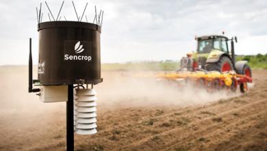 Photo de [FW Radar] Sencrop, la station connectée pour les agriculteurs
