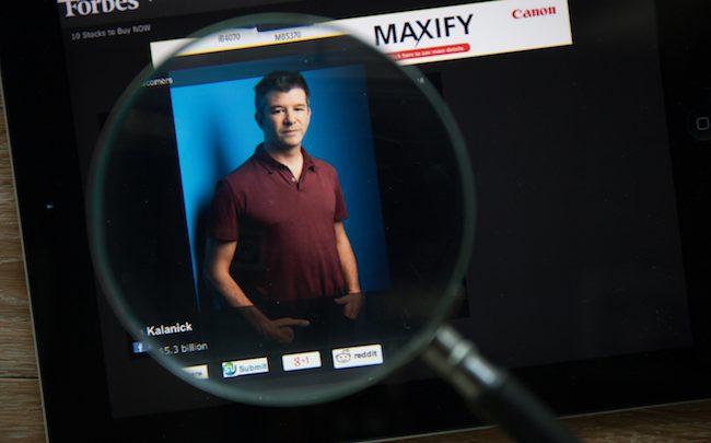 Procès voitures autonomes: l'ex-patron d'Uber tendu pendant son témoignage