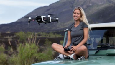 Photo de Drones : le Chinois DJI serait en passe de lever au moins 500 millions de dollars