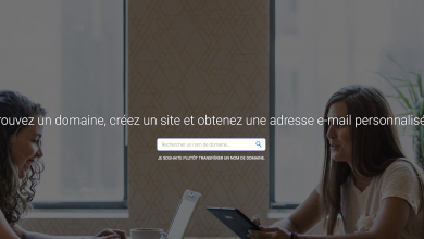 Photo de Google Domains enfin accessible en France