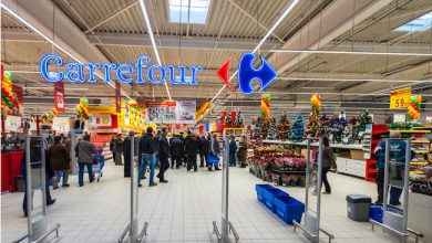 Photo de Pour faire face à Amazon, Carrefour s'allie à Google