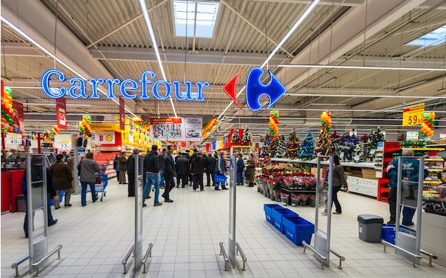 Carrefour et Google scellent alliance en France
