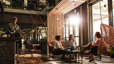 Photo de Les usages des espaces de travail: quelles innovations? quels nouveaux espaces?