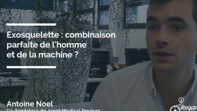 Photo de Exosquelette : combinaison parfaite de l'homme et de la machine ?